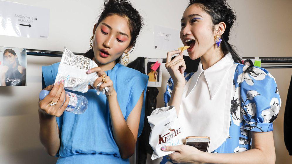 Foto: Skincare diet o cómo poner la piel a dieta de cosméticos. (Imaxtree)