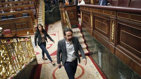 Aire de funeral en Podemos