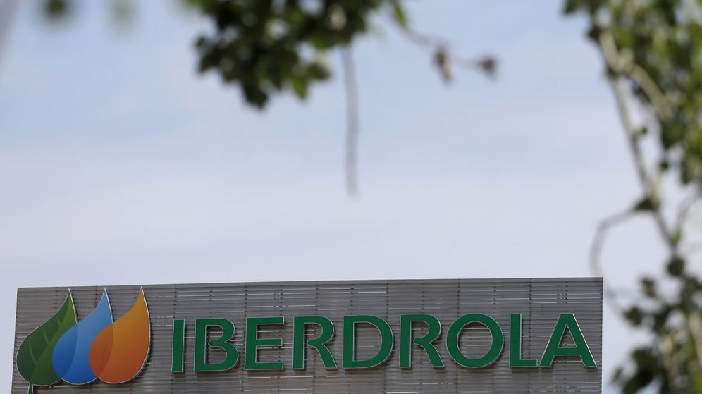 Foto: Logotipo de Iberdrola