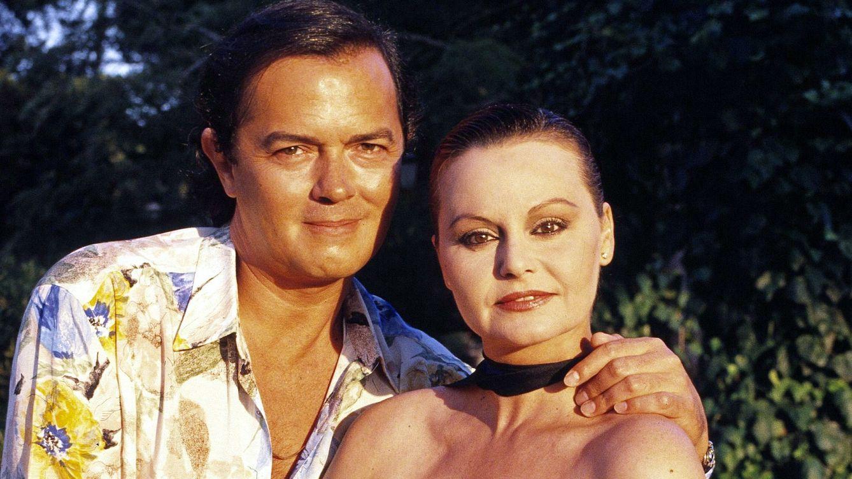 Foto: Antonio Morales y Rocío Dúrcal, en una foto de archivo (Gtres)