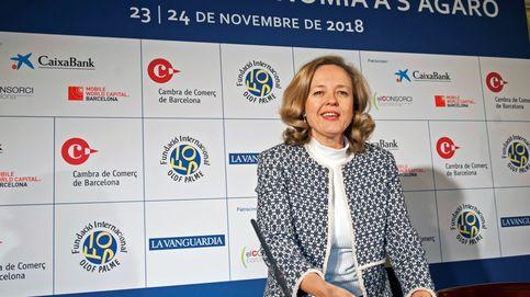 Calviño condiciona los cambios en la política económica a la aprobación de los PGE
