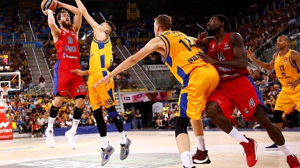Foto: El Gran Canaria debuta esta temporada en la Euroliga (Foto: Euroleague)
