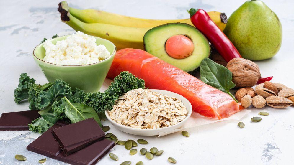 Foto: Fuentes de micronutrientes. (iStock)