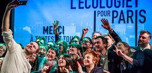 Post de La traición a los ecologistas le pasa factura a Macron, que ya desempolva el traje verde