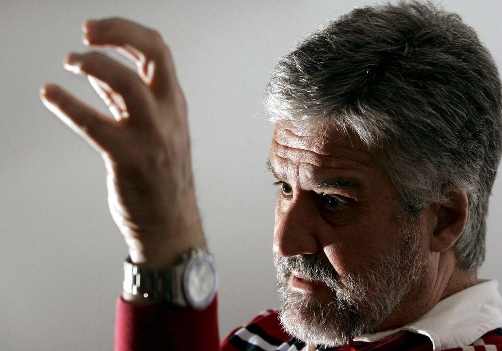Foto: El socialista Manuel Marín expresidente del Congreso de los Diputados, en mayo de 2008. (EFE)