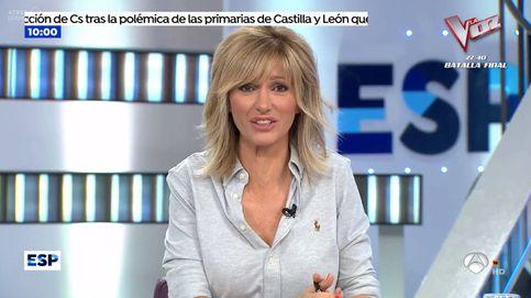 Susanna Griso y su advertencia de quitar los móviles en 'Espejo Público'