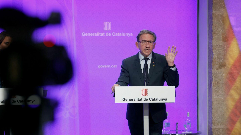 El 'conseller' de Economía, Jaume Giró. (EFE)