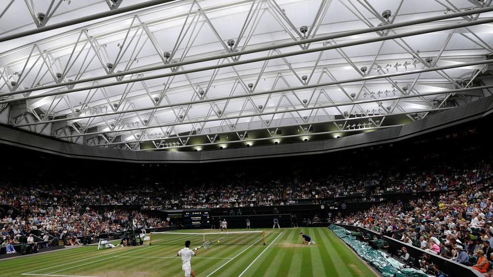 Foto: La semifinal entre Djokovic y Nadal se jugó por completo al cubierto. (Reuters)