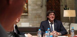Post de Puigdemont se escuda en el fracaso de la mediación para declarar la independencia