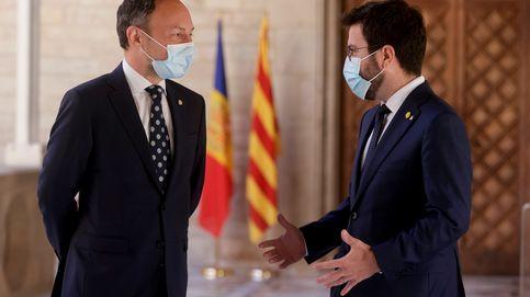El informe jurídico del Gobierno de Cataluña avala un toque de queda en las zonas más afectadas