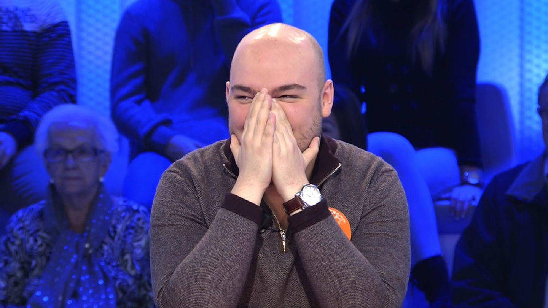 Fran en una emisión de 'Pasapalabra'. (Mediaset España)
