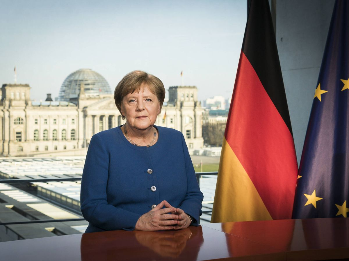 Foto: Angela Merkel, en una imagen de archivo. (Getty)
