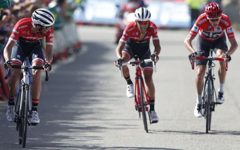 Foto: Contador está totalmente recuperado de su flaqueza de Andorra. (EFE)