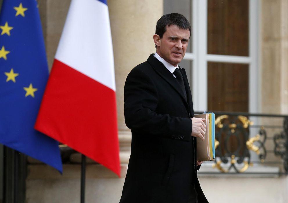 Foto: Imagen de archivo del nuevo primer ministro francés, Manuel Valls, exministro del Interior (Reuters).