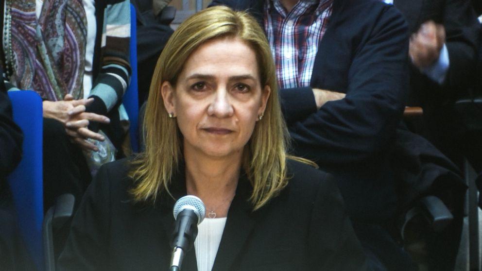 La infanta Cristina niega tener cuentas en paraísos fiscales