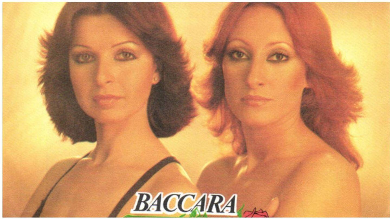 Portada de su single Baccara ?– Mad In Madrid / Love You Til I Die para Japón. (RCA)