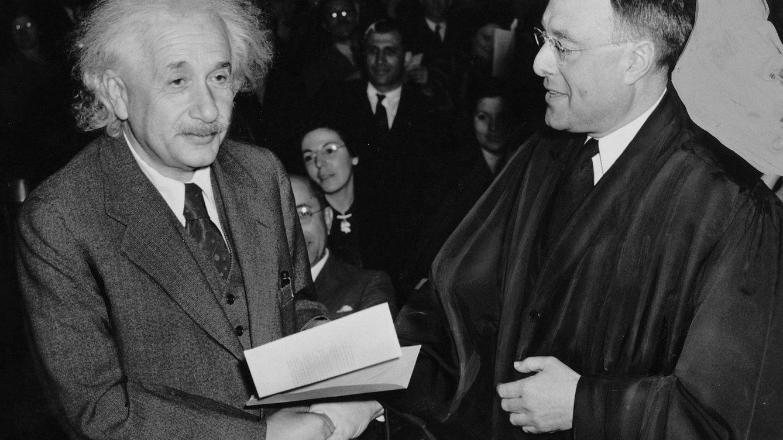 El hombre que hizo a Albert Einstein mundialmente famoso