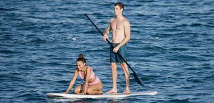 Post de Miguel Bernardeau y Aitana: amor juvenil en las playas de Ibiza