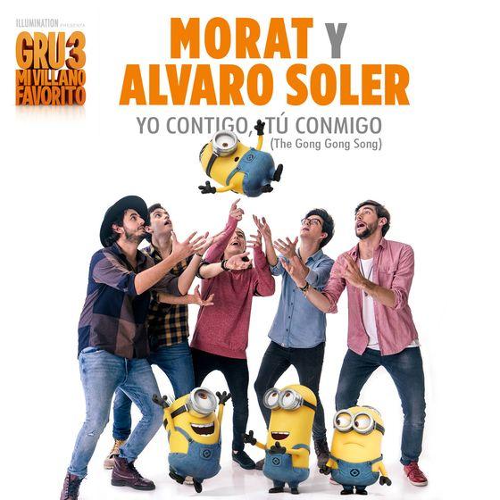 Foto: Encuentro con Morat y Álvaro Soler