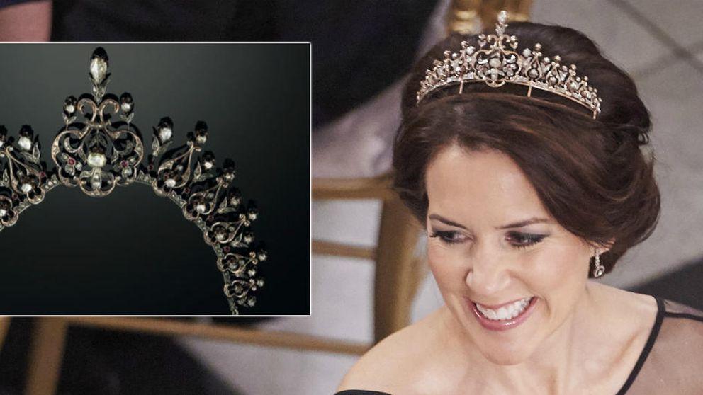 Mary de Dinamarca se autoregala una tiara de tan solo 4.000 euros