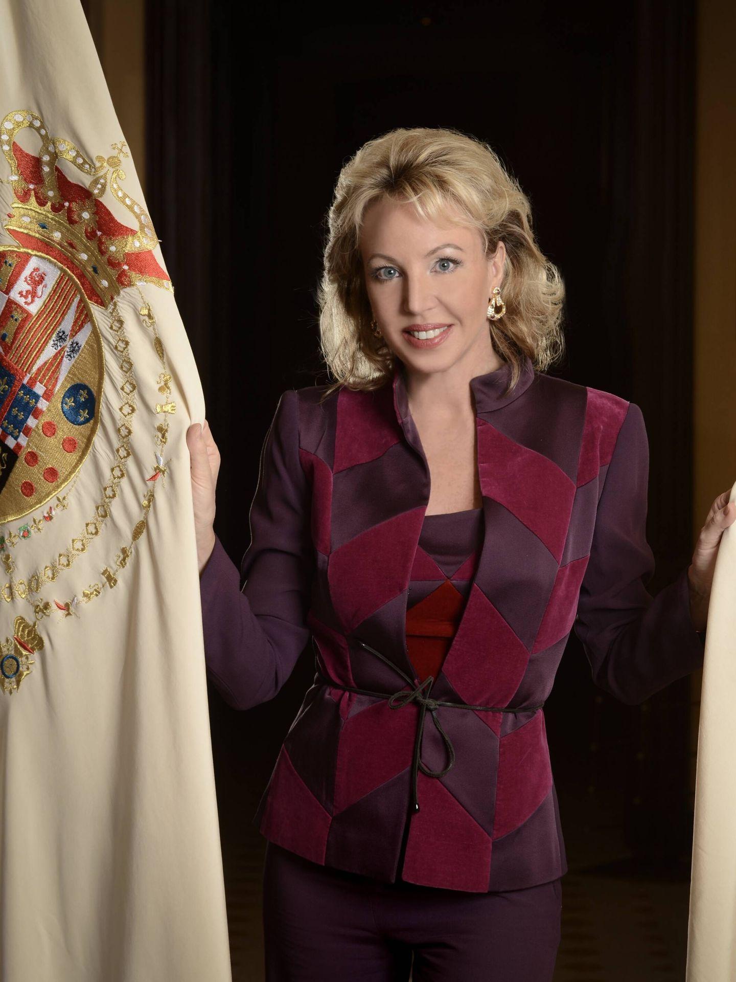 La princesa Camilla de Borbón-Dos Sicilias. (Imagen cedida)