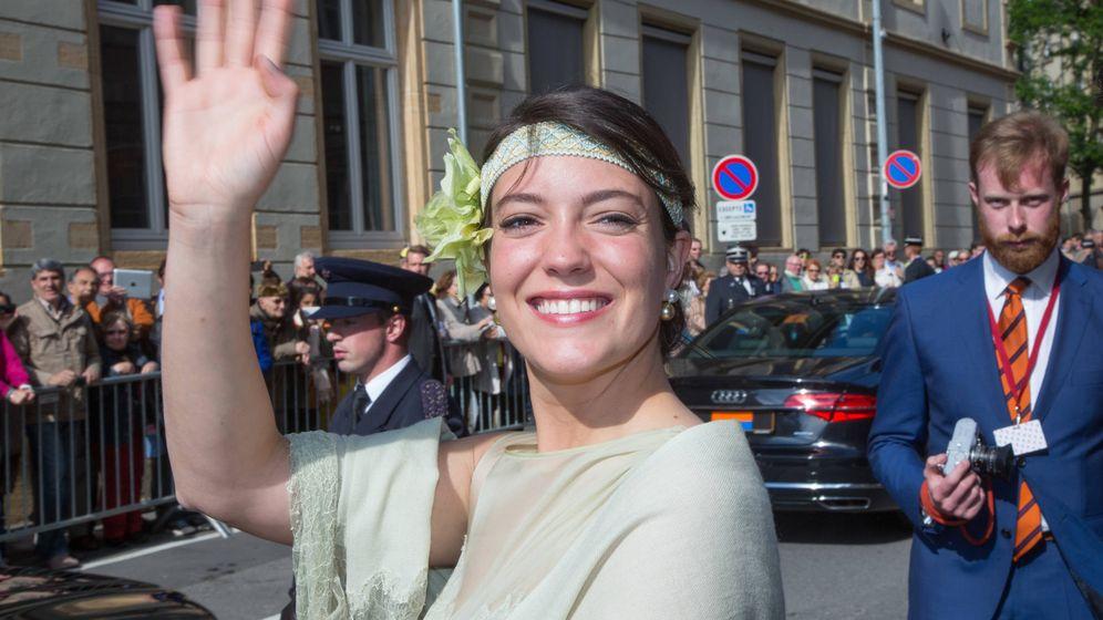 Foto: La princesa Alexandra, feliz con su cuenta intacta. (Getty)