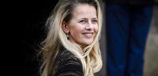 Post de Mabel de Holanda vuelve a la agenda oficial para homenajear a su marido