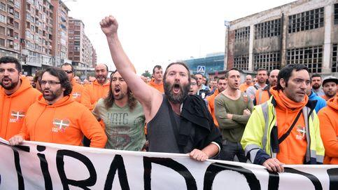 Moriremos matando: los estibadores del Puerto de Bilbao van a la huelga
