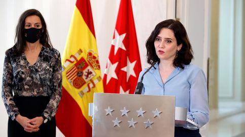 El TSJM mantiene el adelanto electoral decretado por Ayuso