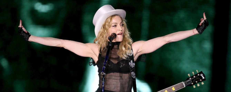 Madonna sigue reinando en Barcelona