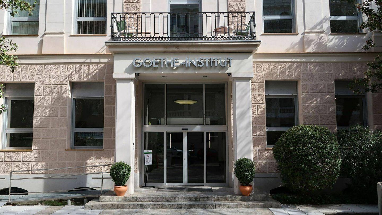 Fachada del Goethe-Institut Madrid. (Ayuntamiento de Madrid)
