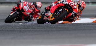 Post de Por qué fue un acierto retrasar la carrera ganada por Marc Márquez en Brno