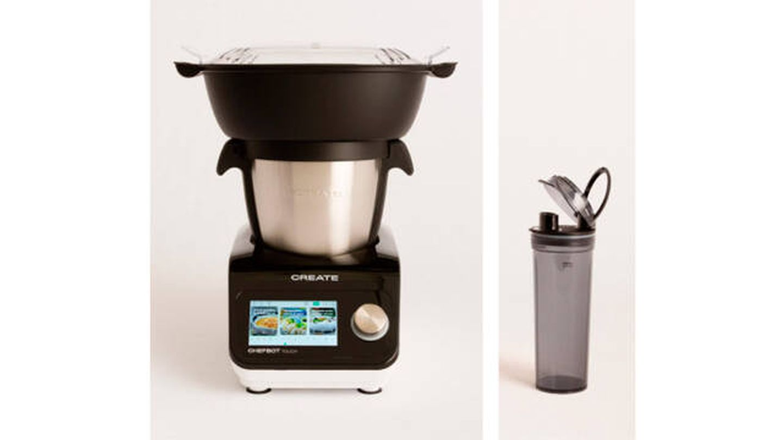 Robot de cocina inteligente Create con vaso portátil