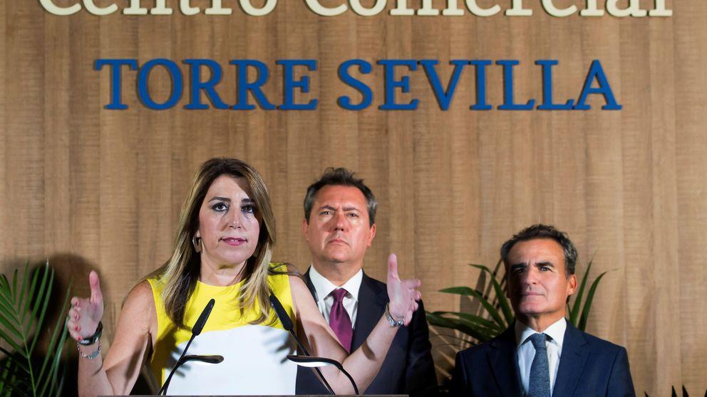 Susana Díaz admite ya que está en la recta final antes de ir a elecciones