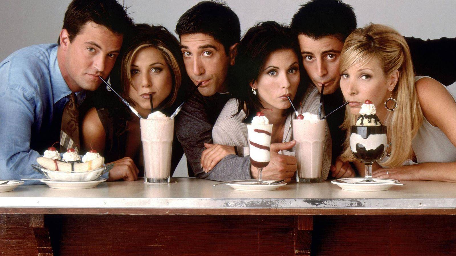 Foto: Fotograma de 'Friends'.