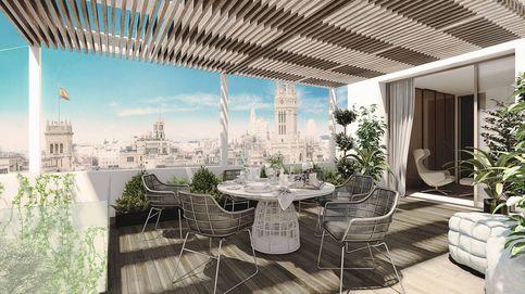 Calentón de precios de los pisos de lujo en Madrid, subidas del 10% en un año