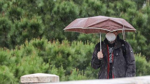 Frío y una DANA con lluvias torrenciales: el tiempo que nos espera el 12 de Octubre