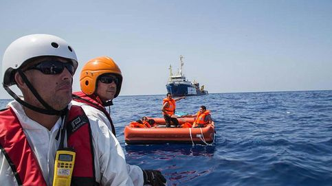 Cientos de víctimas en el naufragio de dos barcos frente a las costas de Libia