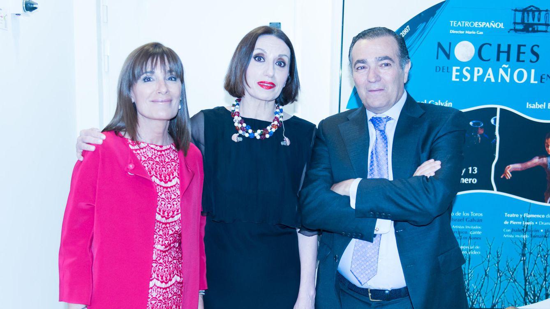 Foto: Todos los asistentes al concierto de Luz Casal