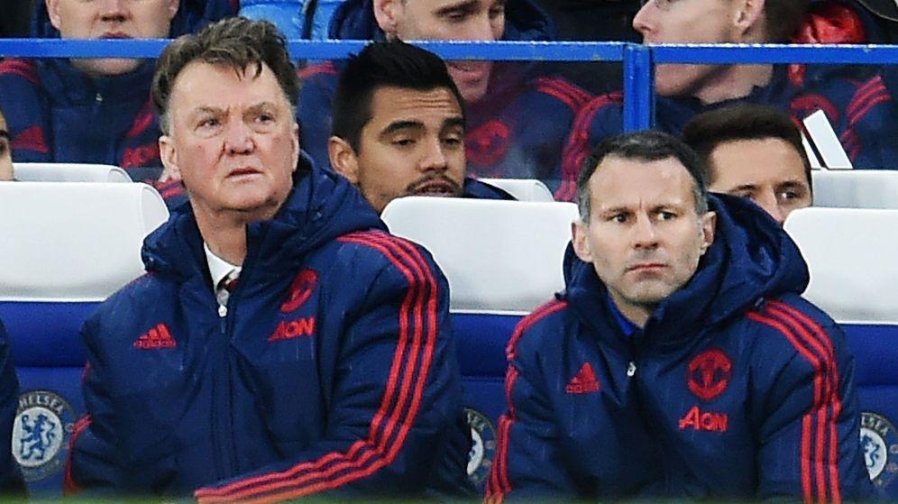Foto: El Manchester United sigue su triste caminar en la Premier League (EFE)