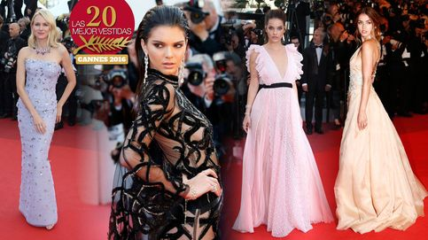 Los 20 mejores (y más glamurosos) looks de la alfombra roja del Festival de Cannes 2016