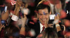Un carismático Marco Rubio se confirma como la gran esperanza republicana