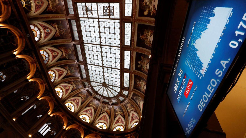 Decreto de urgencia para que los grandes inversores no se vayan de la bolsa española
