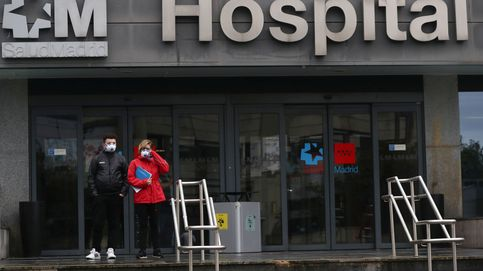 Madrid confirma 17 fallecidos por el coronavirus en una residencia de ancianos