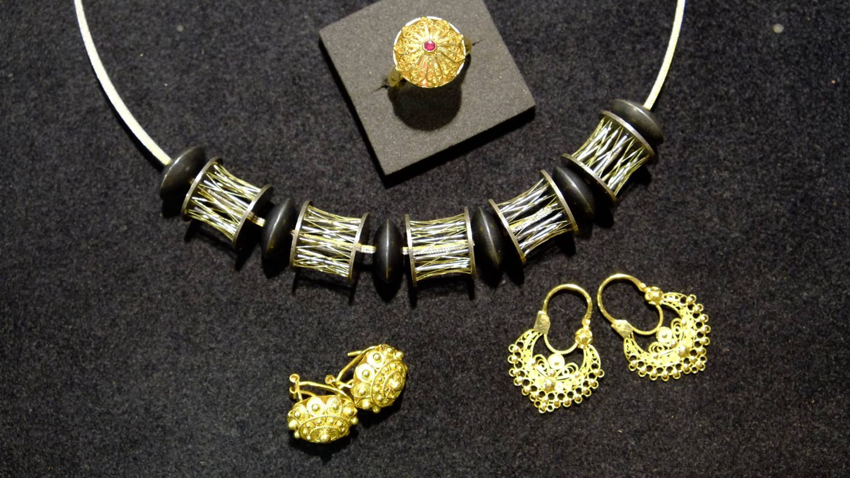 Algunas de las creaciones de Arts and Crafts. (P. Parajuá)