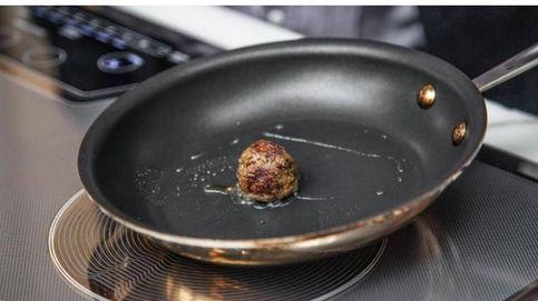 Logran 'cultivar' carne en el espacio por primera vez