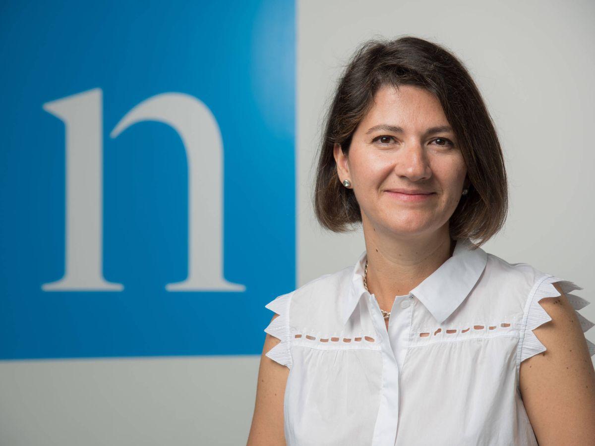 Foto: Patricia Daimiel, directora general de Nielsen para España y Portugal