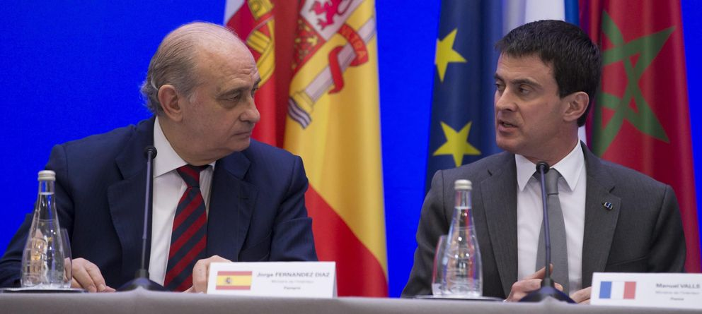 Interior pacta con rabat la devoluci n r pida de los for Ministro del interior espanol