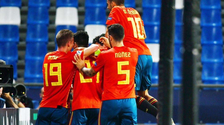 España - Alemania Sub-21: horario y dónde ver en TV y 'online' la final de la Eurocopa