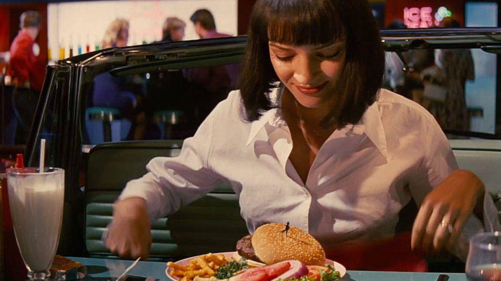 Foto: Fotograma de 'Pulp Fiction'.